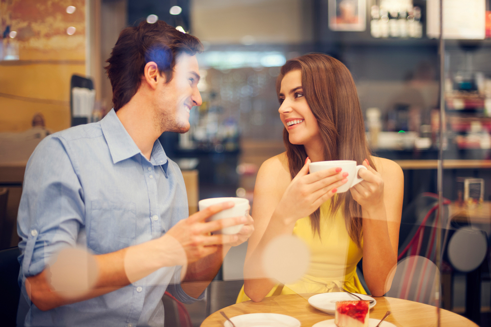Первом психология свидании знакомств при